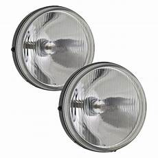 Piaa Driving Lights Piaa 174 04062 40 Series 6 Quot 2x55w Round Driving Beam Lights