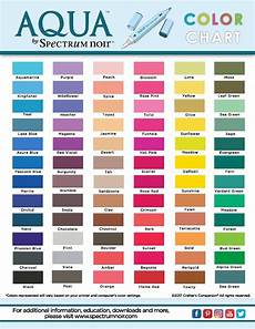 Caliart Markers 100 Color Chart Free Printable Spectrum Noir Color Charts Spectrum Noir