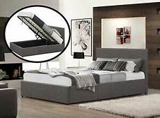 ottoman storage beds 3ft 4ft 4ft6 5ft curved wooden or