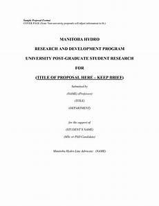 Research Title Samples Scientific Proposal Example Technicalcollege Web Fc2 Com