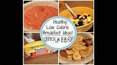 healthy breakfast ideas low calorie