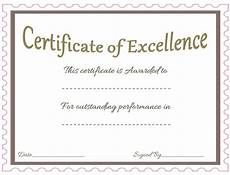 Awards Template Word Award Certificate Template Celebrate Achievements