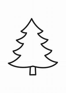 malvorlage tannenbaum kostenlose ausmalbilder zum