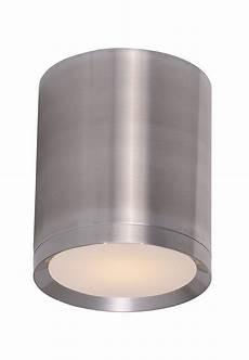 Flush Mount Can Light Lightray Led 1 Light Flush Mount Outdoor Maxim Lighting