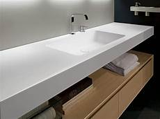 bagni in corian corian 174 washbasin countertop arco by antonio lupi design