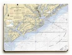 Charleston Sc Nautical Charts Sc Charleston Harbor And Approaches Sc Nautical Chart