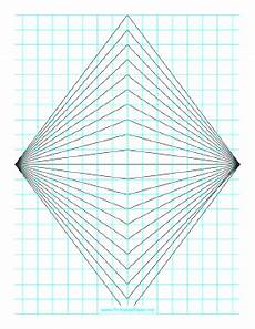 Perspective Graph Paper This Perspective Grid Paper Is Formatted With Fine Lines