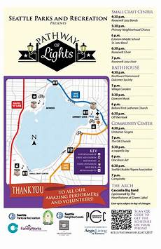 Green Lake Pathway Of Lights 2017 2017 Pathway Of Lights Parkways