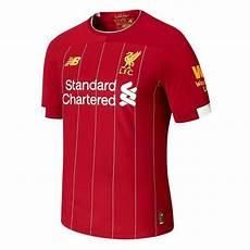 New Shirts 2020 New Balance Liverpool Elite Home Shirt 2019 2020 Lfc