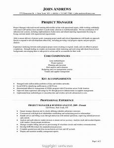 top sample resume program manager non profit manager