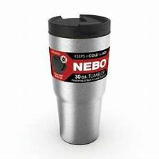 Nebo Cup Light Nebo 6551a High Grade Stainless Steel Spill Leak Proof Lid