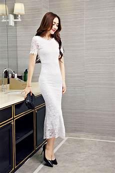 elfboutique 410016 ready stock korean fashion dinner dress