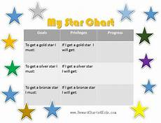 Gold Star Chart Free Printable Star Charts For Kids