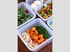 My Weekly Meal Prep Routine!   Eat Yourself Skinny