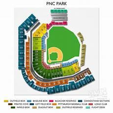Pnc Park Seating Chart Detailed Pnc Park Tickets Pnc Park Seating Charts