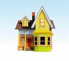 Up House Images Up House Vectored By Skratakh On Deviantart Disney Up