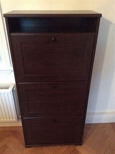 Ikea Brusali Cabinet Ikea Brusali Shoe Cabinet Two For Sale In Walsall