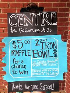 Raffle Ticket Fundraiser Ideas S Fundraiser Raffle Ticket Poster 9 17 16 Raffle