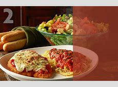 Early Dinner Duos   Specials   Olive Garden Italian