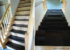 hometalk before and after staircase makeover