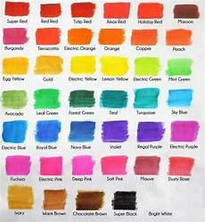 Food Coloring Chart Cookies And Color Color Bias Choosing The Right