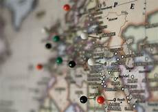 Printable Map With Pins Map Push Pins Tack Locations On Map
