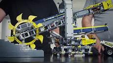 Design Technic Designer Workshop Bucket Wheel Excavator Lego Technic