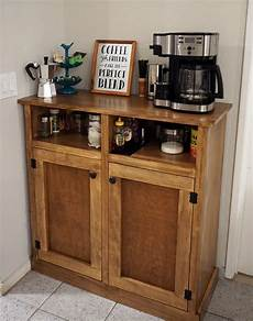 white coffee bar diy projects