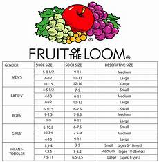 Fruit Of The Loom Size Chart Women Fruit Of The Loom Women S Color Assortment Ankle Sock
