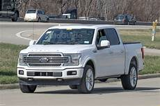 2019 ford f150 2019 ford f 150 limited spied with an updated rear end