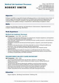 Sample Resume For Lab Assistant Lab Assistant Resume Samples Qwikresume