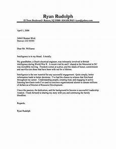 Cover Letter For Security Position Security Analyst Cover Letter