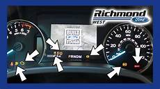 Ford F150 Wrench Light Meaning Ford F 150 What All Those Dash Lights Really Mean Youtube