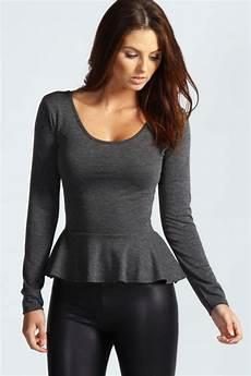 boohoo womens aliya sleeve waist length