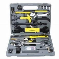 Fahrrad Werkzeug Set Werkzeugwagen by Lixada Fahrrad Reparatur Werkzeug Set Kasten Universell