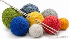 what are the different types of knitting needles
