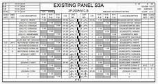 208v single phase and 208v 3 phase oem panels