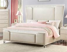 chanel 5pc modern bedroom set in w options