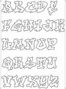 graffiti alphabet letters template graffiti alphabet