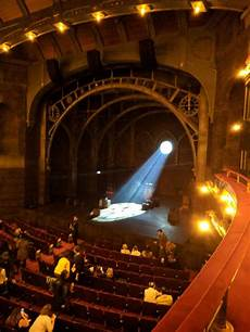 Lyric Theater Nyc Seating Chart Harry Potter Lyric Theatre Section Dress Circle Right Row A Seat 20