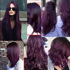 Arctic Fox Purple Rain On Light Brown Hair I Wanna Dye My Hair This Kind Of Purple Eggplant Colour