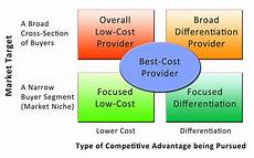 Five Generic Competitive Strategies Solved Describe The Five Generic Competitive Strategies