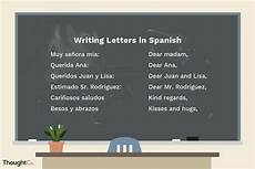 How To Write A Cover Letter In Spanish How To Write A Business And Personal Letter In Spanish