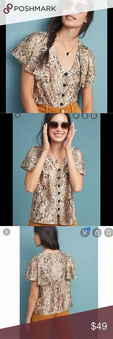 Alterations By Carla Willow Designs Nwt Anthropologie Franco Willow Top Nwt Anthropologie