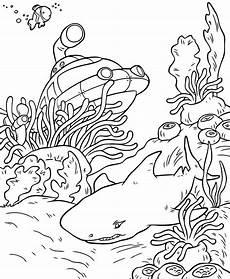sch 246 ne unterwasserwelt ausmalbilder dekoking diy