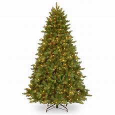 National Tree Music Match Bluetooth Light System In Green 6ft Pre Lit Georgetown Fir Feel Real Artificial Christmas