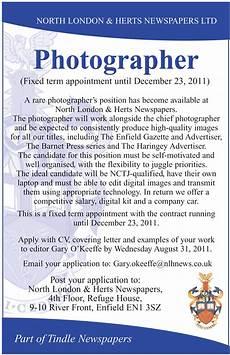 Job Advertisements Samples English Corner Jobs