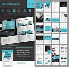 Business Plan Template Indesign 15 Best Business Proposal Templates For New Client Projects