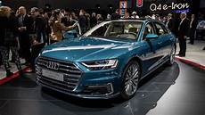 2019 audi phev the audi a8 luxury sedan gets a new phev option roadshow