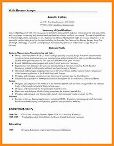 Example Skills Section Resumes 9 10 Relevant Skills For Resume Examples